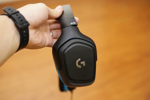 Trải nghiệm nhanh Logitech G431 - Tai nghe gaming siêu nhẹ đeo cả ngày không mỏi - Ảnh 13.