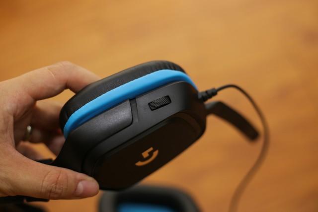 Trải nghiệm nhanh Logitech G431 - Tai nghe gaming siêu nhẹ đeo cả ngày không mỏi - Ảnh 8.