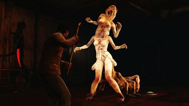 7 con quái vật kinh dị đáng ghê tởm nhất trong Silent Hill và sự thật phía sau chúng - Ảnh 2.