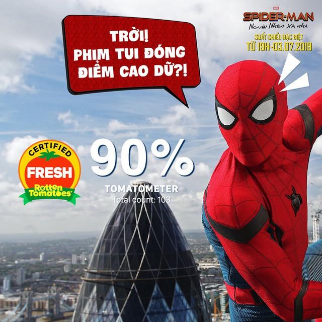Báo quốc tế đồng loạt khen ngợi Spider-Man: Far From Home, một bộ phim Marvel vượt xa kỳ vọng - Ảnh 7.