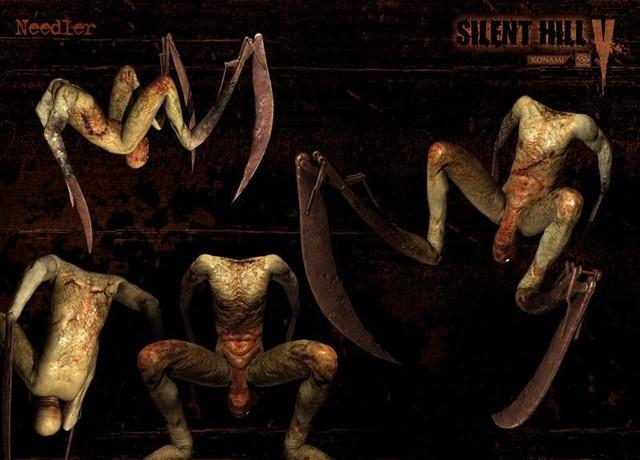 7 con quái vật kinh dị đáng ghê tởm nhất trong Silent Hill và sự thật phía sau chúng - Ảnh 7.