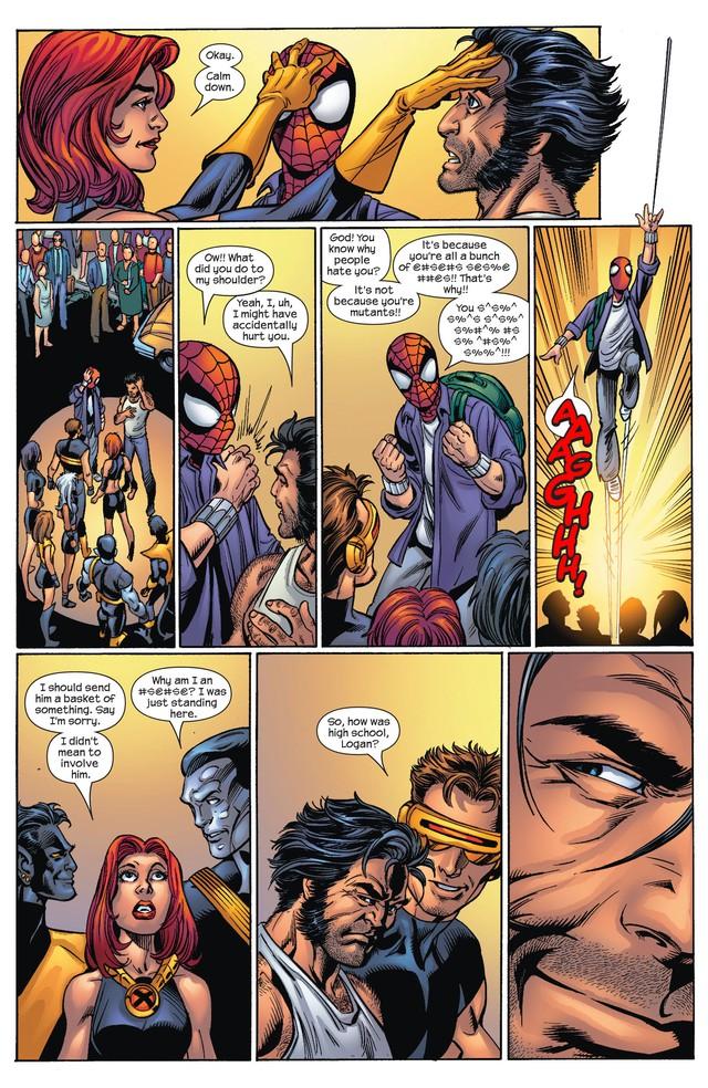 Tom Holland muốn Spider-Man... hoán đổi thân xác với Wolverine trong một thời gian ngắn - Ảnh 3.