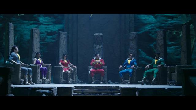 Hé lộ cảnh bị cắt trong Shazam!: Ngai vàng thứ 7 sẽ thuộc về nhân vật bí ẩn nào? - Ảnh 1.