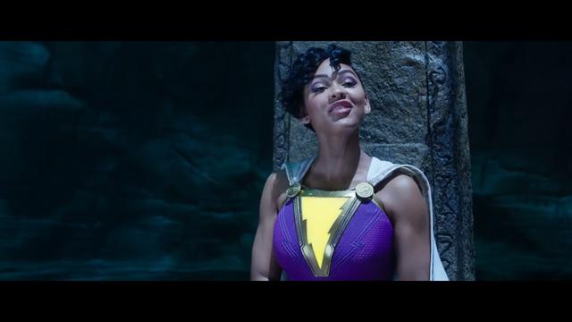 Hé lộ cảnh bị cắt trong Shazam!: Ngai vàng thứ 7 sẽ thuộc về nhân vật bí ẩn nào? - Ảnh 2.