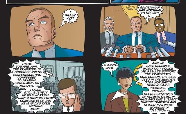 Lộ danh tính ư? Không vấn đề gì, Peter Parker đã sử dụng 4 danh tính sau để tiếp tục trở thành Spider-Man - Ảnh 6.