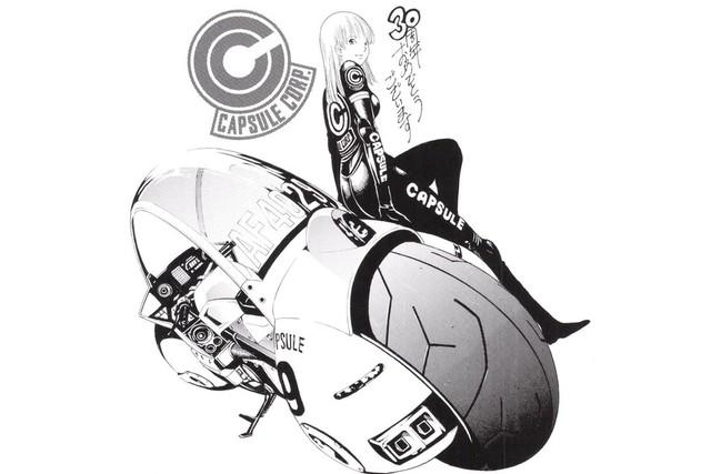 Các nhân vật trong Dragon Ball khác lạ dưới nét vẽ của những họa sĩ truyện tranh nổi tiếng - Ảnh 3.