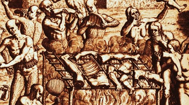 Kinh dị vụ gia tộc ăn thịt người đã giết hại hơn 1000 nạn nhân - cảm hứng cho phim Ngọn đồi có mắt - Ảnh 6.