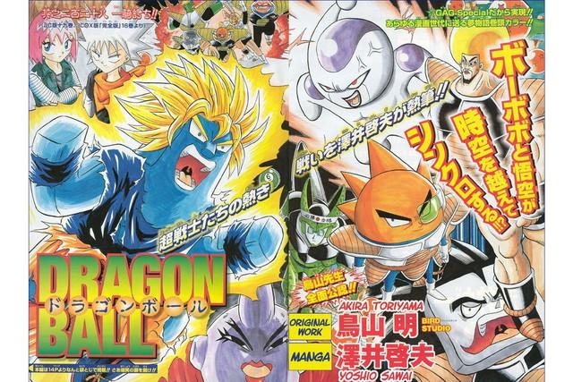 Các nhân vật trong Dragon Ball khác lạ dưới nét vẽ của những họa sĩ truyện tranh nổi tiếng - Ảnh 9.