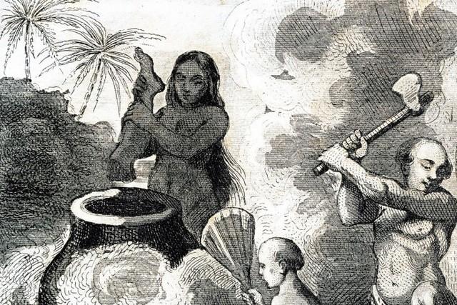Kinh dị vụ gia tộc ăn thịt người đã giết hại hơn 1000 nạn nhân - cảm hứng cho phim Ngọn đồi có mắt - Ảnh 3.