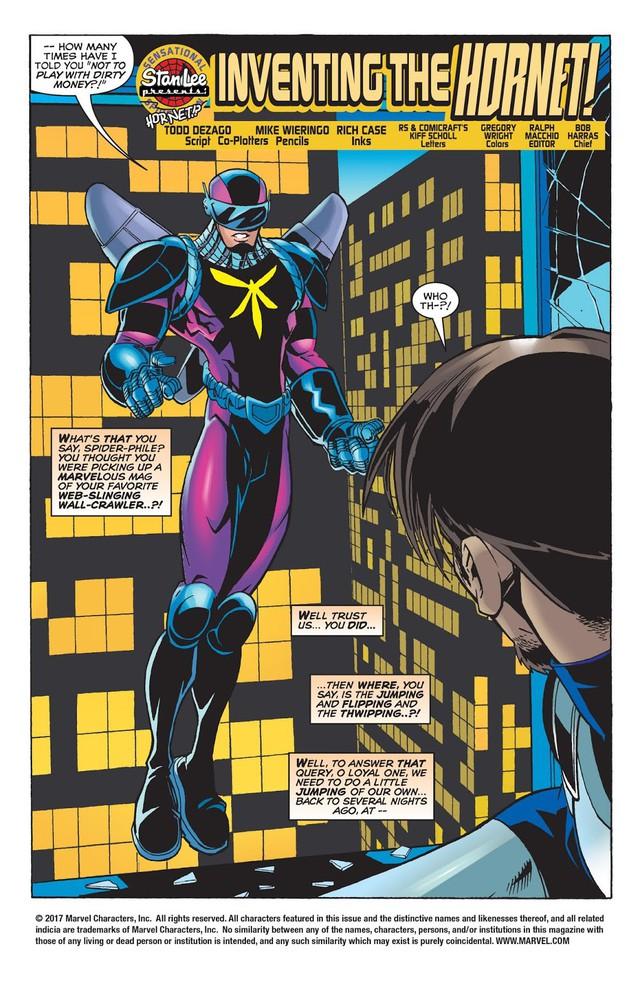 Lộ danh tính ư? Không vấn đề gì, Peter Parker đã sử dụng 4 danh tính sau để tiếp tục trở thành Spider-Man - Ảnh 1.