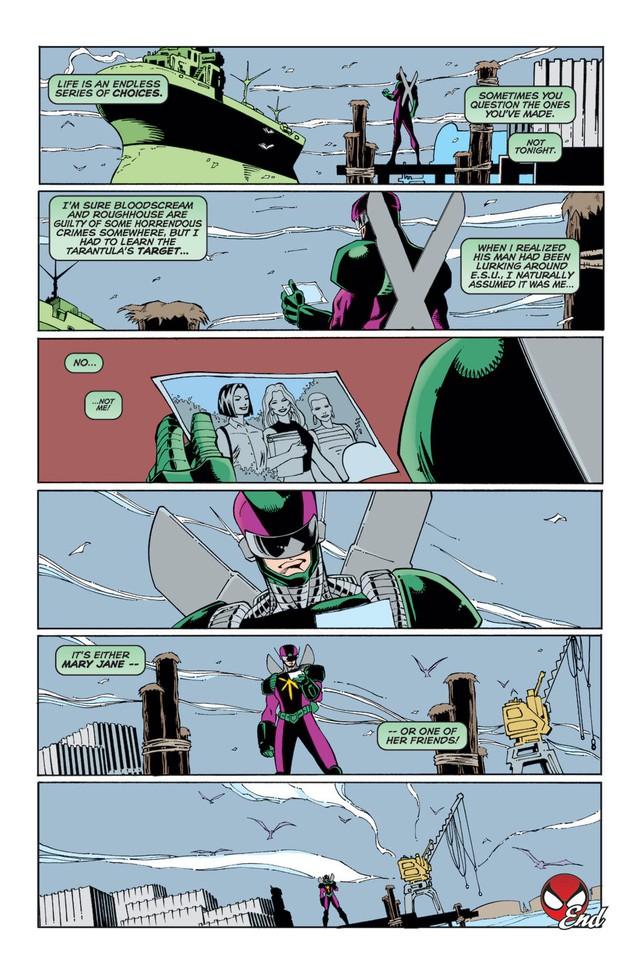 Lộ danh tính ư? Không vấn đề gì, Peter Parker đã sử dụng 4 danh tính sau để tiếp tục trở thành Spider-Man - Ảnh 4.