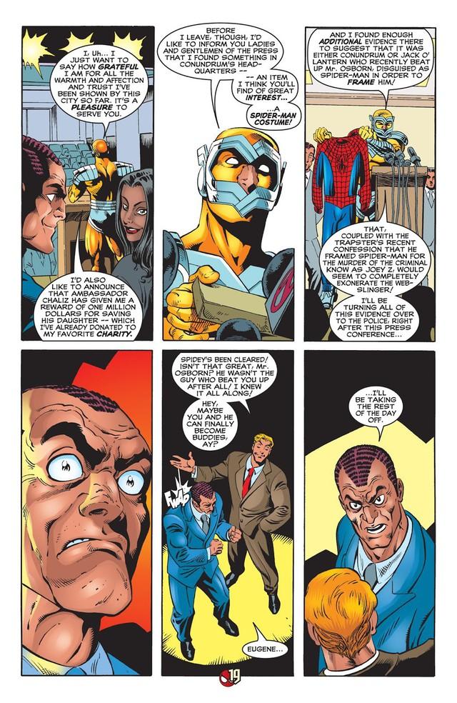 Lộ danh tính ư? Không vấn đề gì, Peter Parker đã sử dụng 4 danh tính sau để tiếp tục trở thành Spider-Man - Ảnh 8.