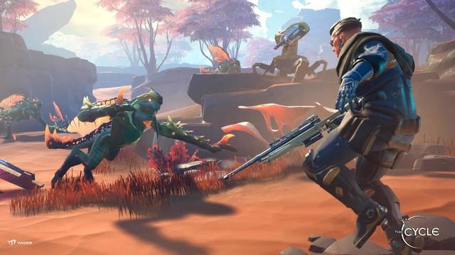 The Cycle – Game bắn súng khoa học viễn tưởng tuyệt hay tuyệt đẹp mới mở cửa miễn phí - Ảnh 1.
