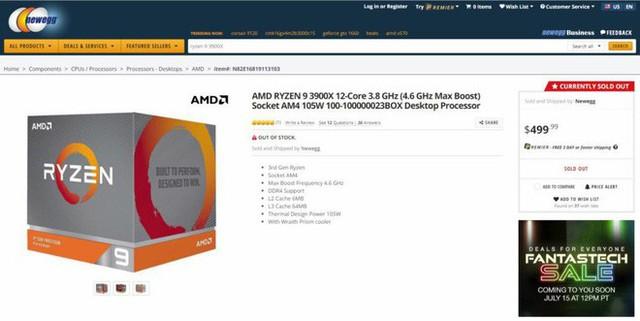 Intel nghĩ gì khi AMD Ryzen 3000 hot đến mức mọi người phải xếp hàng để mua như thế này? - Ảnh 4.