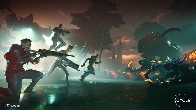 The Cycle – Game bắn súng khoa học viễn tưởng tuyệt hay tuyệt đẹp mới mở cửa miễn phí - Ảnh 2.