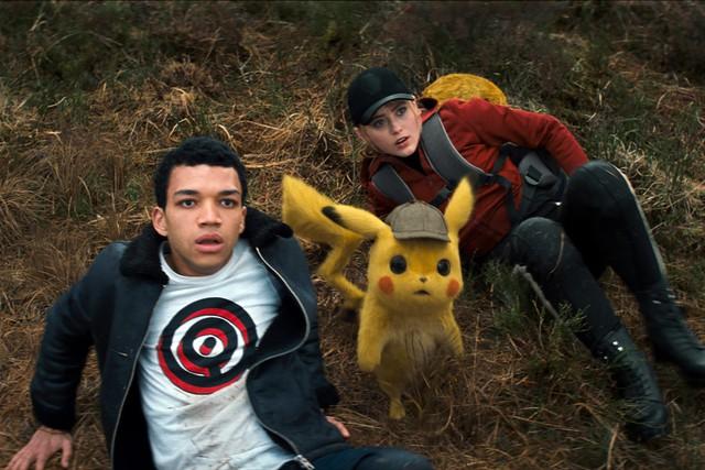 Làm ơn, đừng bao giờ đưa 5 Pokemon xấu gái này lên phim nếu có làm tiếp series Detective Pikachu! - Ảnh 1.