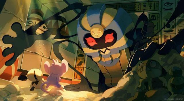 Làm ơn, đừng bao giờ đưa 5 Pokemon xấu gái này lên phim nếu có làm tiếp series Detective Pikachu! - Ảnh 6.