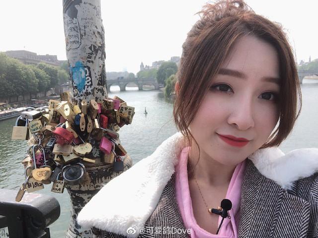 Ngẩn ngơ trước vẻ đẹp chim sa cá lặn của những caster nữ Esports Trung Quốc - Ảnh 7.