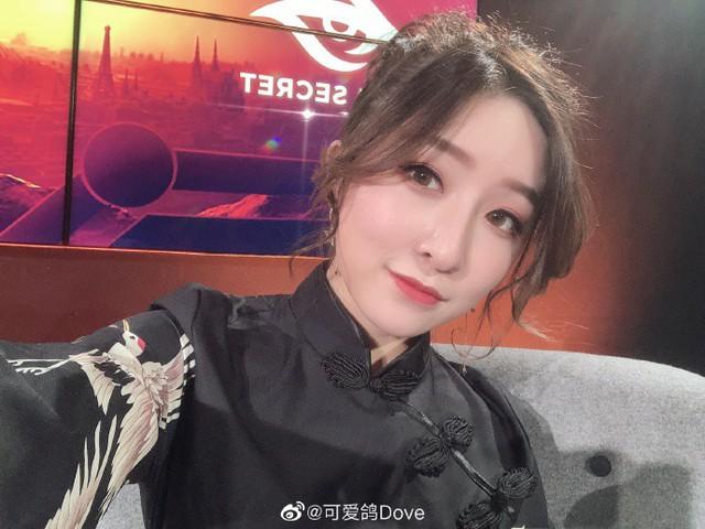 Ngẩn ngơ trước vẻ đẹp chim sa cá lặn của những caster nữ Esports Trung Quốc - Ảnh 5.