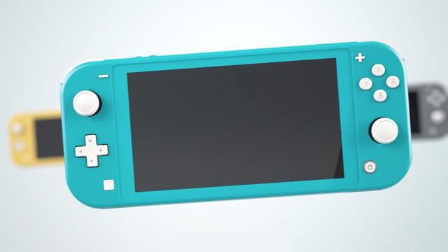 Chỉ một thay đổi nhỏ khiến Switch Lite được đón chờ hơn bao giờ hết - Ảnh 1.