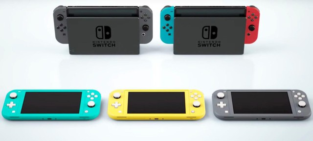Chỉ một thay đổi nhỏ khiến Switch Lite được đón chờ hơn bao giờ hết - Ảnh 2.