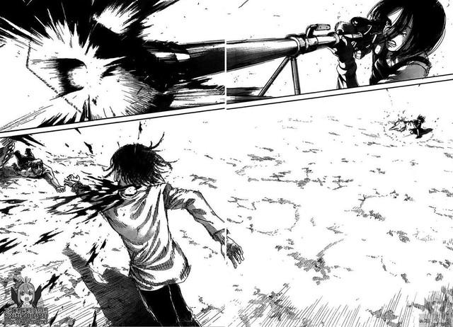 Attack on Titan: Bị Gabi bắn lìa đầu, nát gáy... liệu Eren có còn cơ may sống sót nữa không? - Ảnh 3.