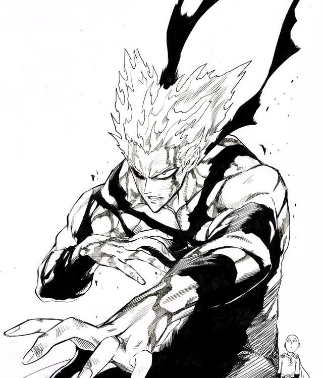 8 loại quái vật đáng sợ đã xuất hiện trong One-Punch Man, dù mạnh đến mấy gặp Saitama đều tắt điện - Ảnh 8.