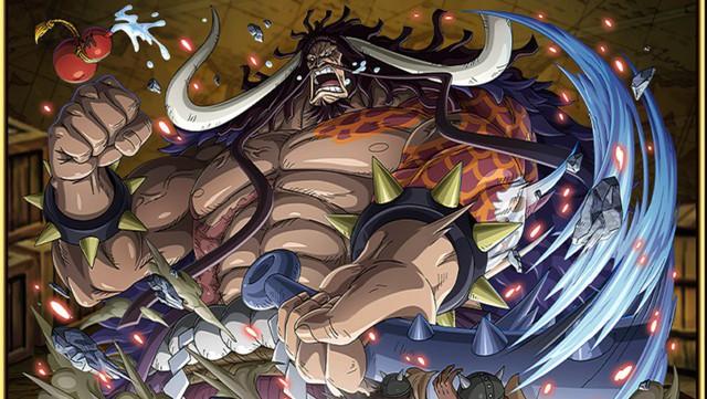 One Piece: 10 nhân vật sở hữu trái ác quỷ hệ Zoan mạnh nhất hiện nay, băng Kaido chiếm đến 5 người - Ảnh 10.
