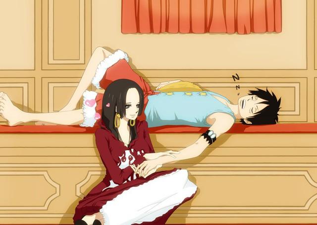 10 cặp đôi được fan anime dành cả thanh xuân để ghép đôi (P.1) - Ảnh 5.