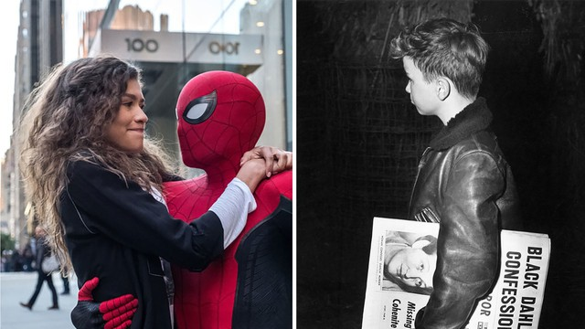 Vòng cổ thược dược đen trong Spiderman: Far frome Home - vụ án mạng ám ảnh nhất mọi thời đại! - Ảnh 7.