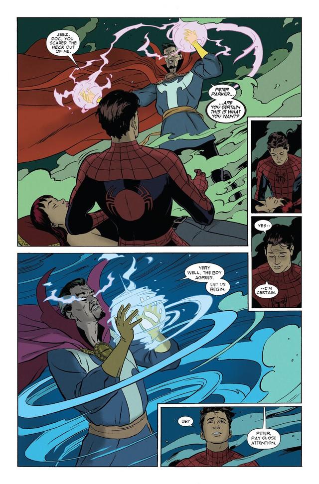 Doctor Strange sẽ là siêu anh hùng giúp Người Nhện thoát khỏi việc bị lộ danh tính? - Ảnh 6.