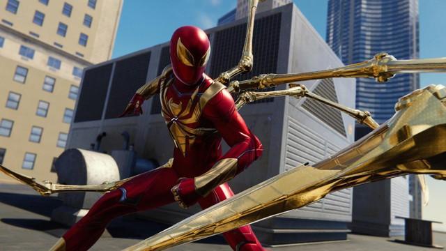 6 bộ giáp xịn xò Tony Stark để lại cho Spider-Man trước Endgame - Ảnh 2.