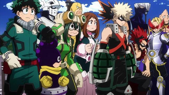 Boku no Hero Academia: Khi vũ trụ siêu anh hùng của thế giới manga cũng hay chẳng kém gì DC, Marvel! - Ảnh 3.