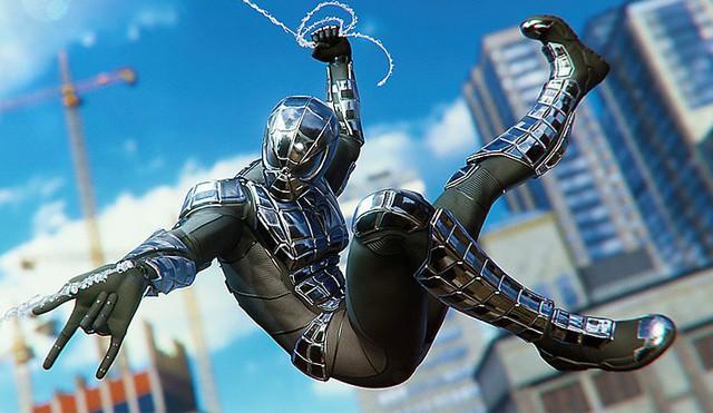 6 bộ giáp xịn xò Tony Stark để lại cho Spider-Man trước Endgame - Ảnh 5.