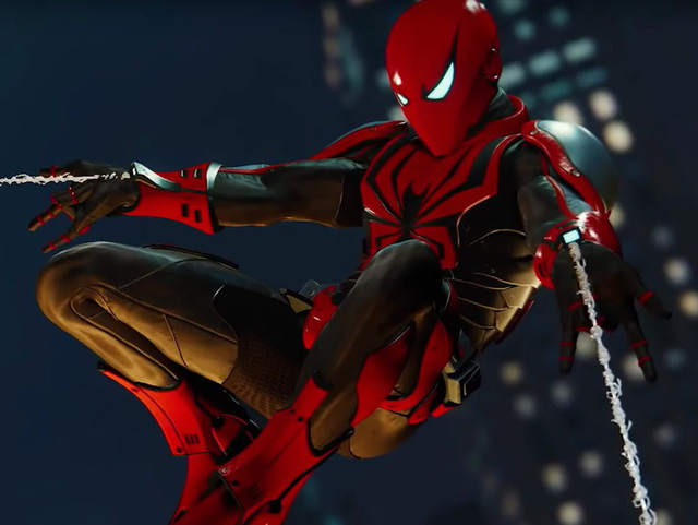 6 bộ giáp xịn xò Tony Stark để lại cho Spider-Man trước Endgame - Ảnh 6.