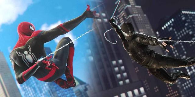 6 bộ giáp xịn xò Tony Stark để lại cho Spider-Man trước Endgame - Ảnh 8.