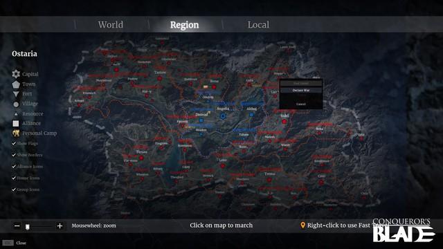 Đánh giá chi tiết Conquerors Blade - Tựa game hành động lai chiến thuật tuyệt vời không thể bỏ qua - Ảnh 4.