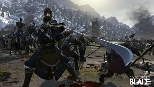 Đánh giá chi tiết Conquerors Blade - Tựa game hành động lai chiến thuật tuyệt vời không thể bỏ qua - Ảnh 2.
