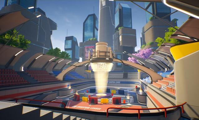 Quantum League - Game bắn súng nghịch lý thời gian siêu lạ lùng - Ảnh 3.