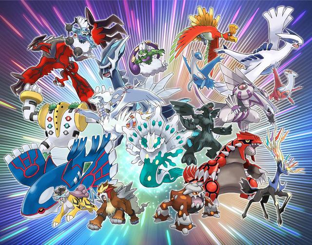 Pica Huyền Thoại sẽ ra mắt cùng lúc 8 Pokemon huyền thoại ngay trong phiên bản đầu tiên - Ảnh 1.