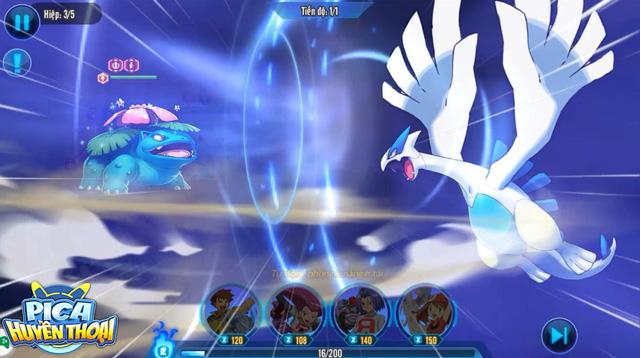 Pica Huyền Thoại sẽ ra mắt cùng lúc 8 Pokemon huyền thoại ngay trong phiên bản đầu tiên - Ảnh 12.
