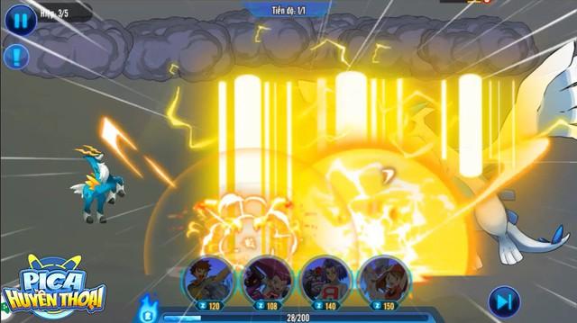 Pica Huyền Thoại sẽ ra mắt cùng lúc 8 Pokemon huyền thoại ngay trong phiên bản đầu tiên - Ảnh 13.