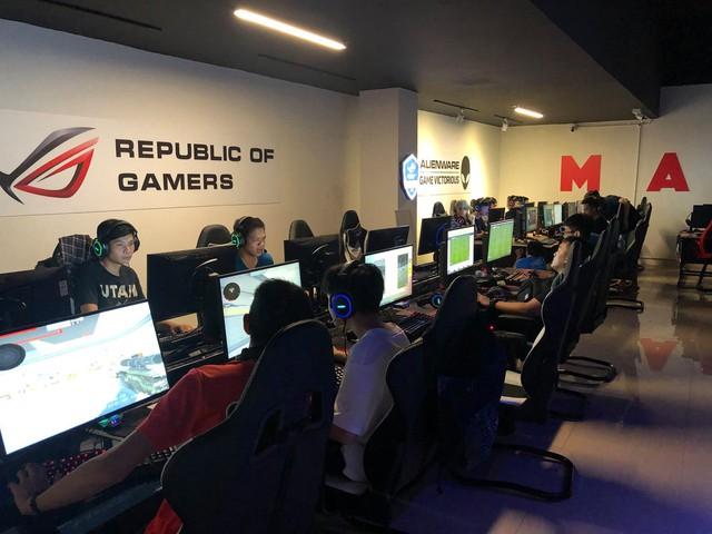 Ghé qua Maoggy Esports Center - Cyber hàng khủng dành cho game thủ muốn trải nghiệm thể thao điện tử chuyên nghiệp tại Thanh Hóa - Ảnh 2.