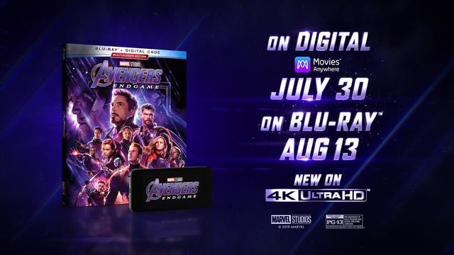 Avengers: Endgame tung phiên bản Digital và Blu-ray/DVD với nhiều tình tiết mới, lý do Captain America treo khiên chính thức được tiết lộ - Ảnh 2.
