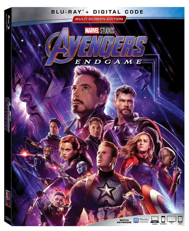 Avengers: Endgame tung phiên bản Digital và Blu-ray/DVD với nhiều tình tiết mới, lý do Captain America treo khiên chính thức được tiết lộ - Ảnh 3.