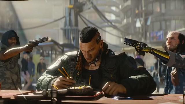 Cứ tưởng là game bắn giết bạo lực, nào ngờ Cyberpunk 2077 lại ẩn chứa nội dung nhân văn như vậy - Ảnh 1.