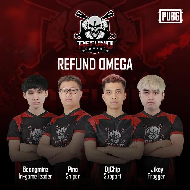 Refund Omega - Cái tên mới trong làng PUBG Việt Nam - Ảnh 3.