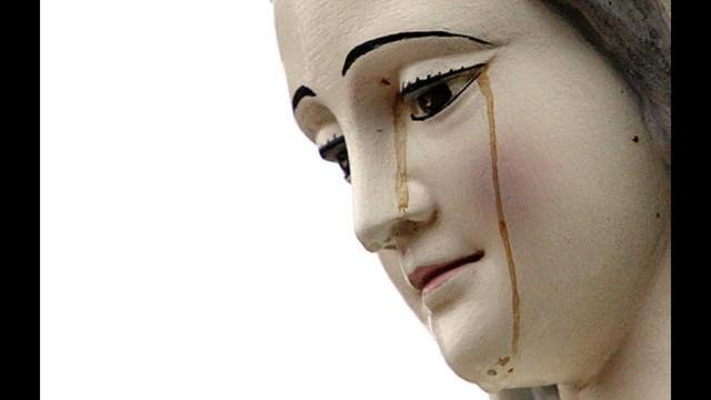 Bí ẩn về những bức tượng có thể khóc ra máu: Hiện tượng siêu nhiên hay trò lừa gạt? - Ảnh 8.