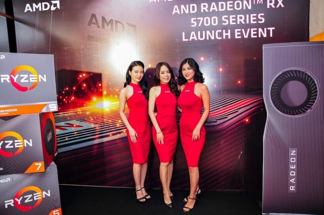 AMD chính thức giới thiệu bộ đôi Ryzen 3000 và RX 5700 chiến game cực mạnh giá lại hợp lý tại Việt Nam - Ảnh 7.