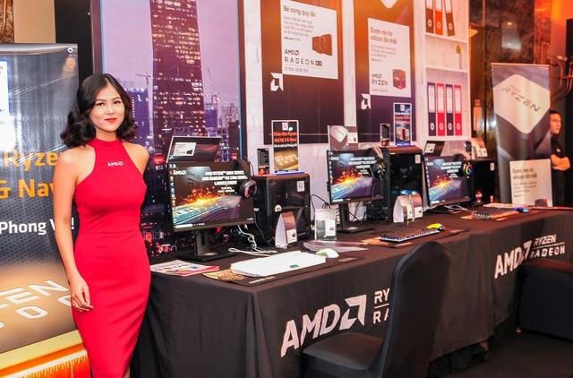AMD chính thức giới thiệu bộ đôi Ryzen 3000 và RX 5700 chiến game cực mạnh giá lại hợp lý tại Việt Nam - Ảnh 2.